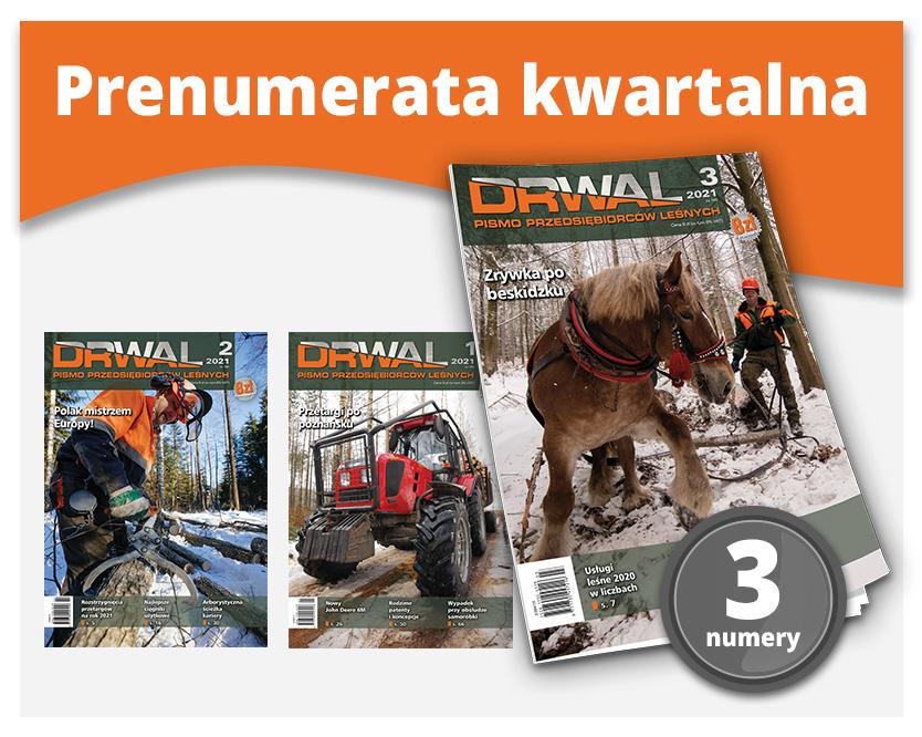 Prenumerata tradycyjna kwartalna
